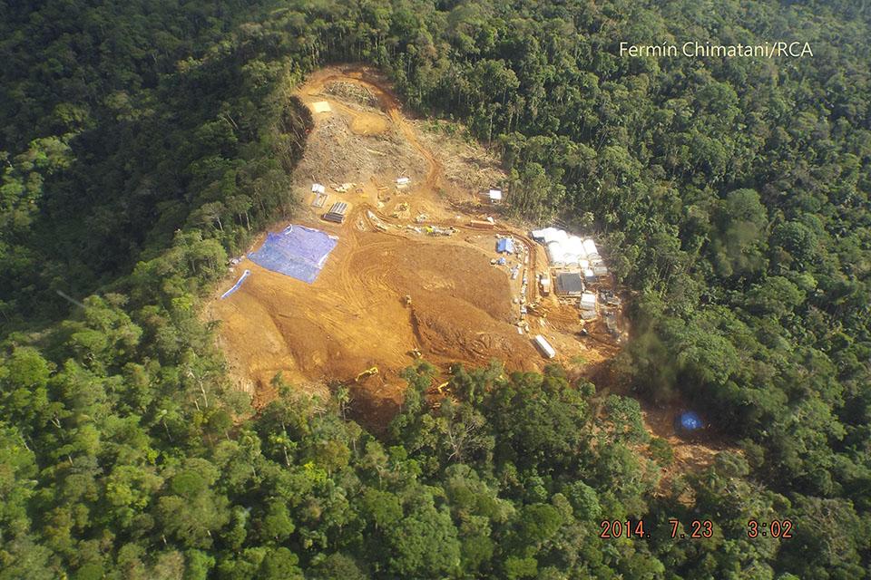 Actividades de Hunt Oil generan pasivos ambientales en la Reserva Comunal Amarakaeri