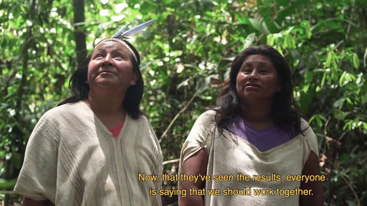 Organizaciones indígenas de Madre de Dios participaron en taller realizado en la ciudad de Iquitos donde se trató sobre RIA, Salvaguardas y Redd+