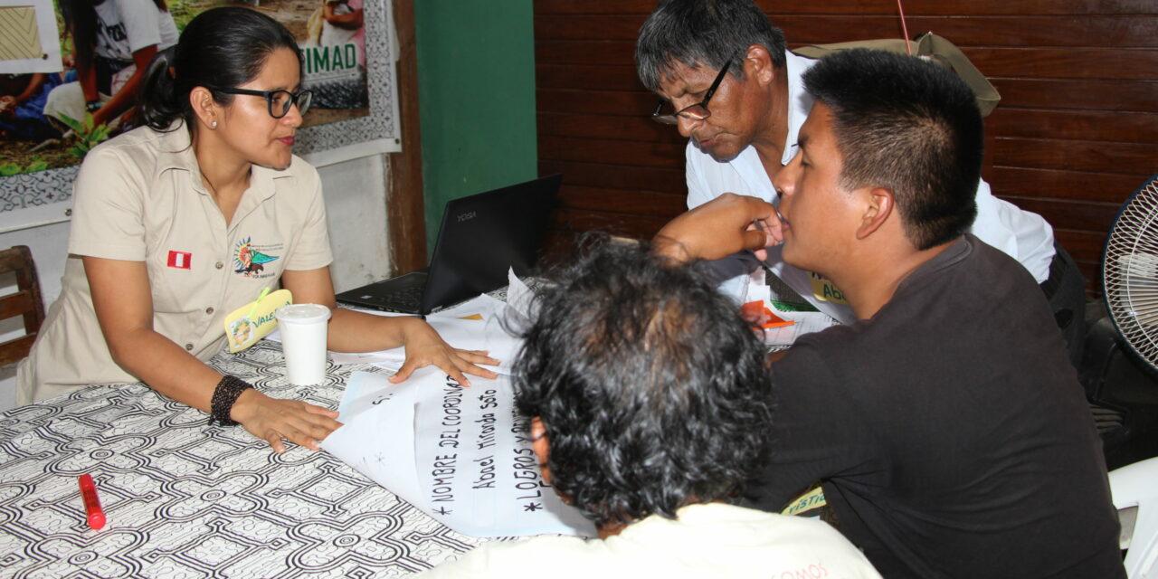 Comunidades de Amarakaeri presentan avances del Programa de Actividades Económicas Sostenibles en la RCA
