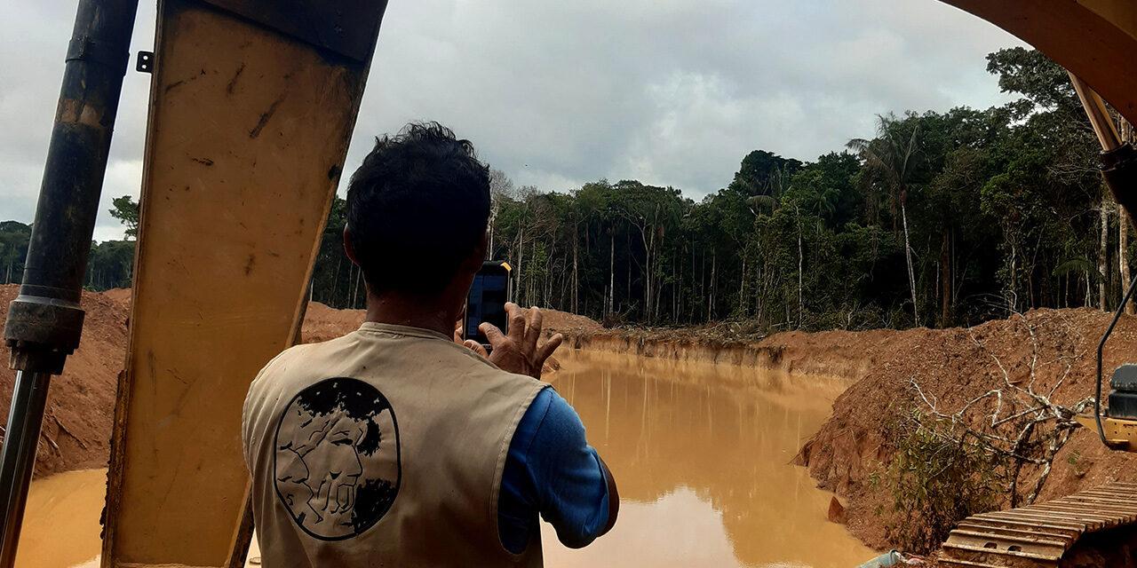 Patrullaje desarrollado por la cogestión de la Reserva Comunal Amarakaeri identifica 8 observaciones de alerta de deforestación en zona de amortiguamiento