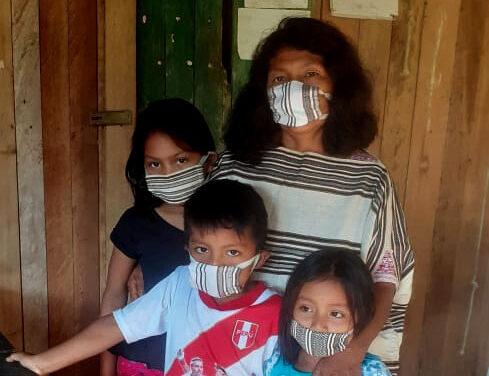 ECA Amarakaeri visibiliza acciones para prevenir el coronavirus en sus comunidades socias