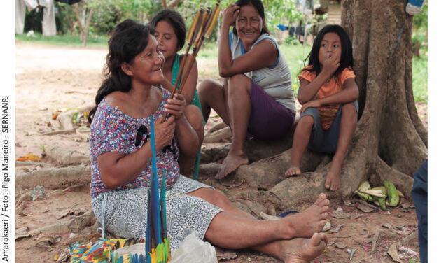 Amarakaeri es un modelo exitoso de cogestión basado en la interculturalidad