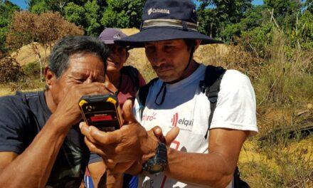 Implementan nuevas tecnologías para vigilancia y control de Amarakaeri