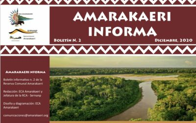 Boletín Amarakaeri Informa N. 2