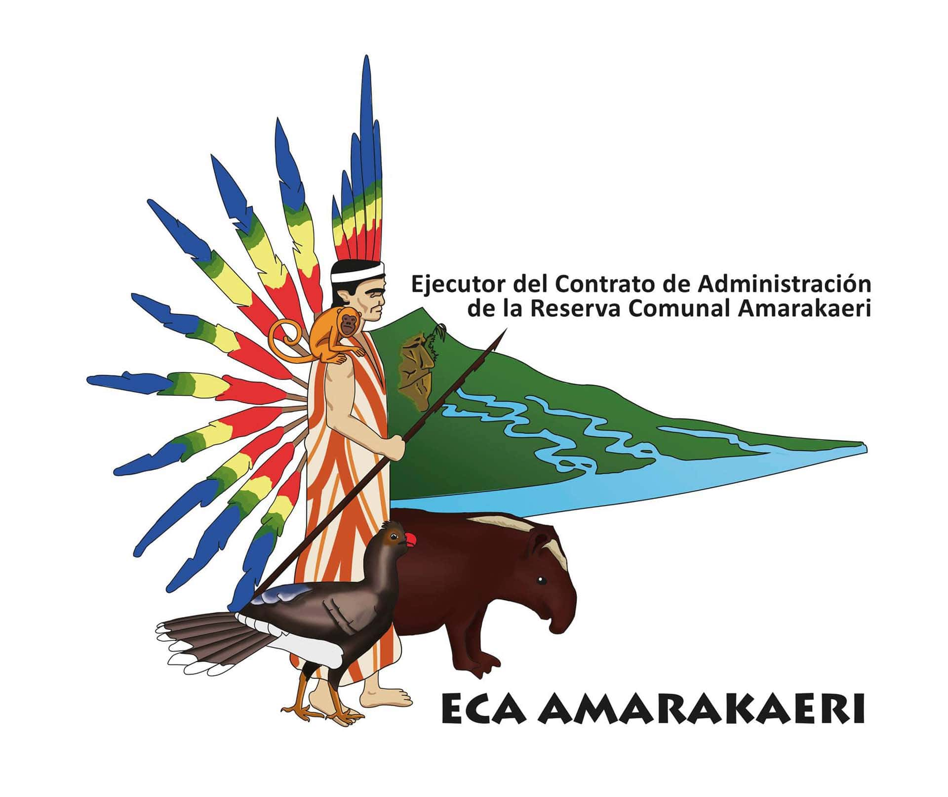 El Administrador Indígena de la Reserva Comunal Amarakaeri