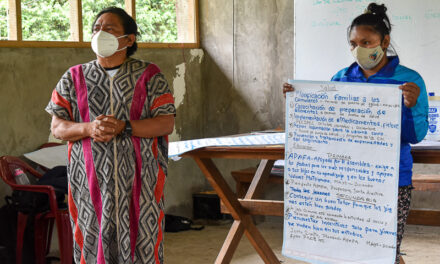 Comunidades socias de Amarakaeri fortalecen la cogestión para la Vida Plena
