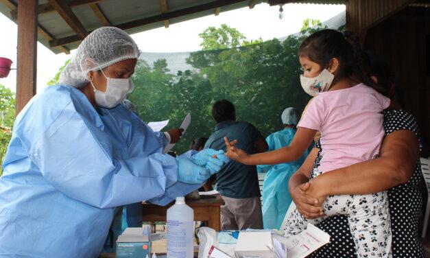 Yo me sumo a Amarakaeri: campaña de salud integral y fortalecimiento de la gestión y gobernanza intercultural