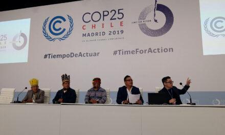 COP25: Reserva Comunal Amarakaeri, modelo de cogestión entre Estado y pueblos indígenas