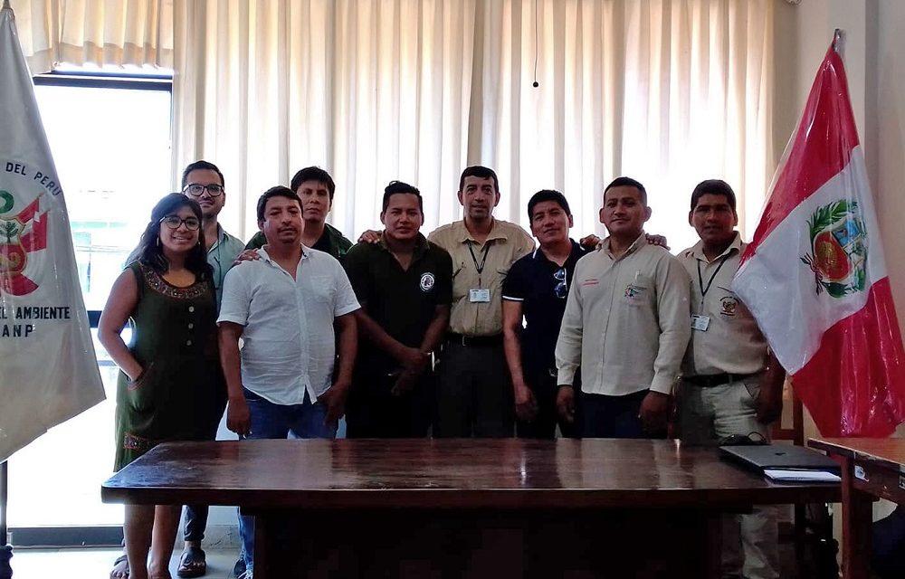 Comisión ejecutiva del comité de gestión de la Reserva Comunal Amarakaeri