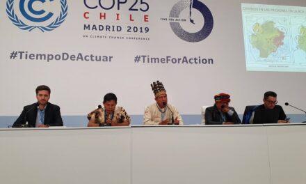 """COP25: """"RIA vive en Amarakeri"""" es el mensaje que se mantiene en la reserva comunal por ser una experiencia piloto exitosa"""