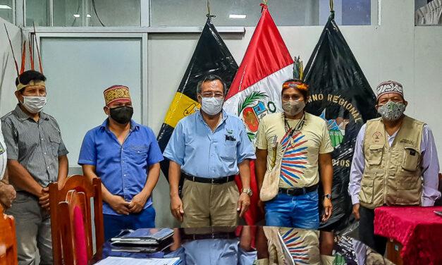 Organizaciones indígenas: exigen la creación de la gerencia de pueblos indígenas