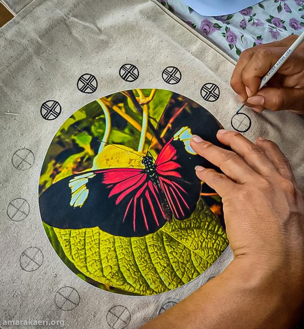 Puerto Luz promueve el rescate de la cultura Harakbut a través del arte
