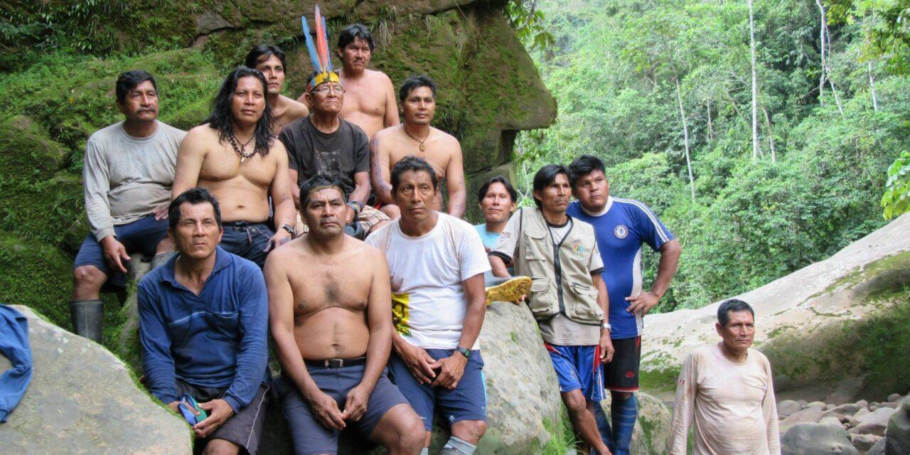 Luis Tayori presenta primeros resultados de trabajo etnocartográfico en Amarakaeri