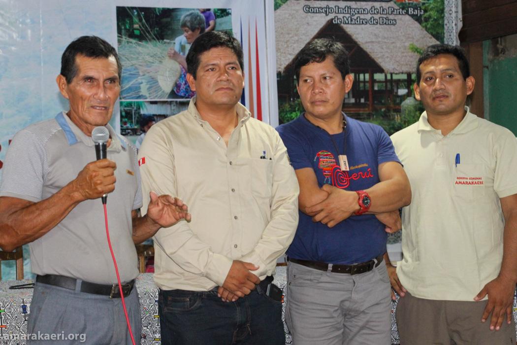 Durante la asamblea ordinaria del ECA Amarakaeri, las comunidades socias de la RCA aprobaron el Plan Operativo Anual 2020 de esta organización indígena técnica. En el próximo año se seguirán ejecutando actividades de mitigación, adaptación y resilientes al cambio climático