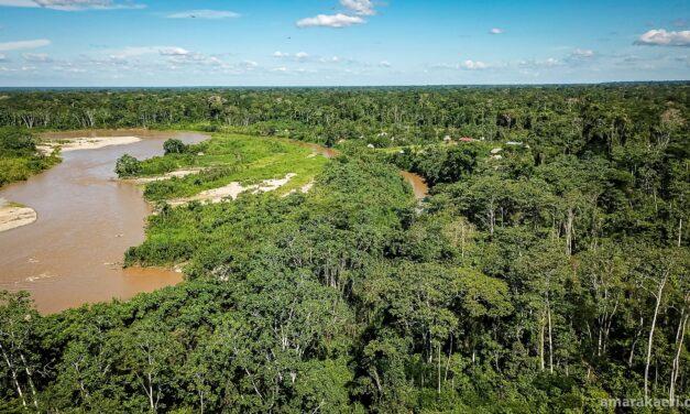 Comunidad nativa Boca Ishiriwe, el lugar de las aguas limpias