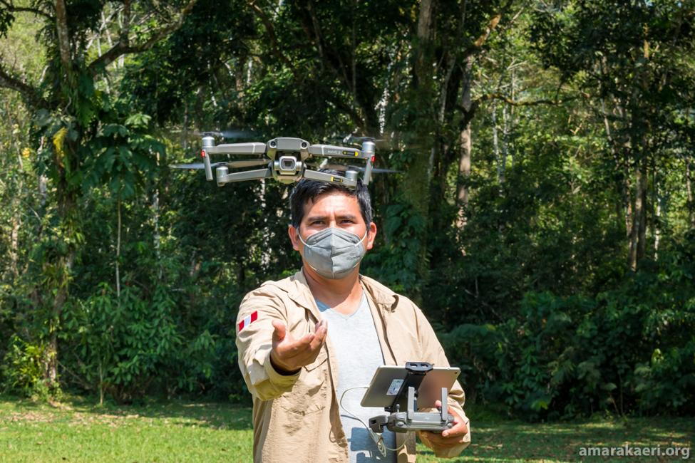 """El curso se llevó a cabo del 10 al 14 de agosto en la estación biológica Manu y se desarrolló en marco del proyecto """"Numba wachokkeri: empoderando a los pueblos indígenas para que protejan sus bosques con tecnología de punta"""", ejecutado por ACCA"""