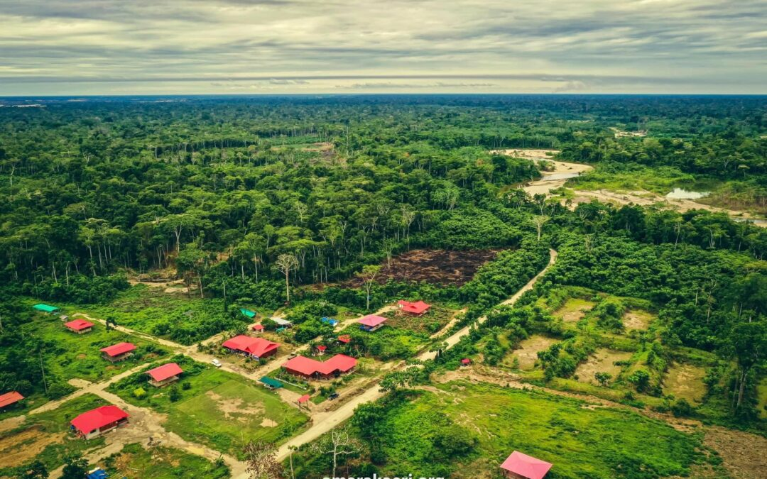 Comunidad nativa Barranco Chico